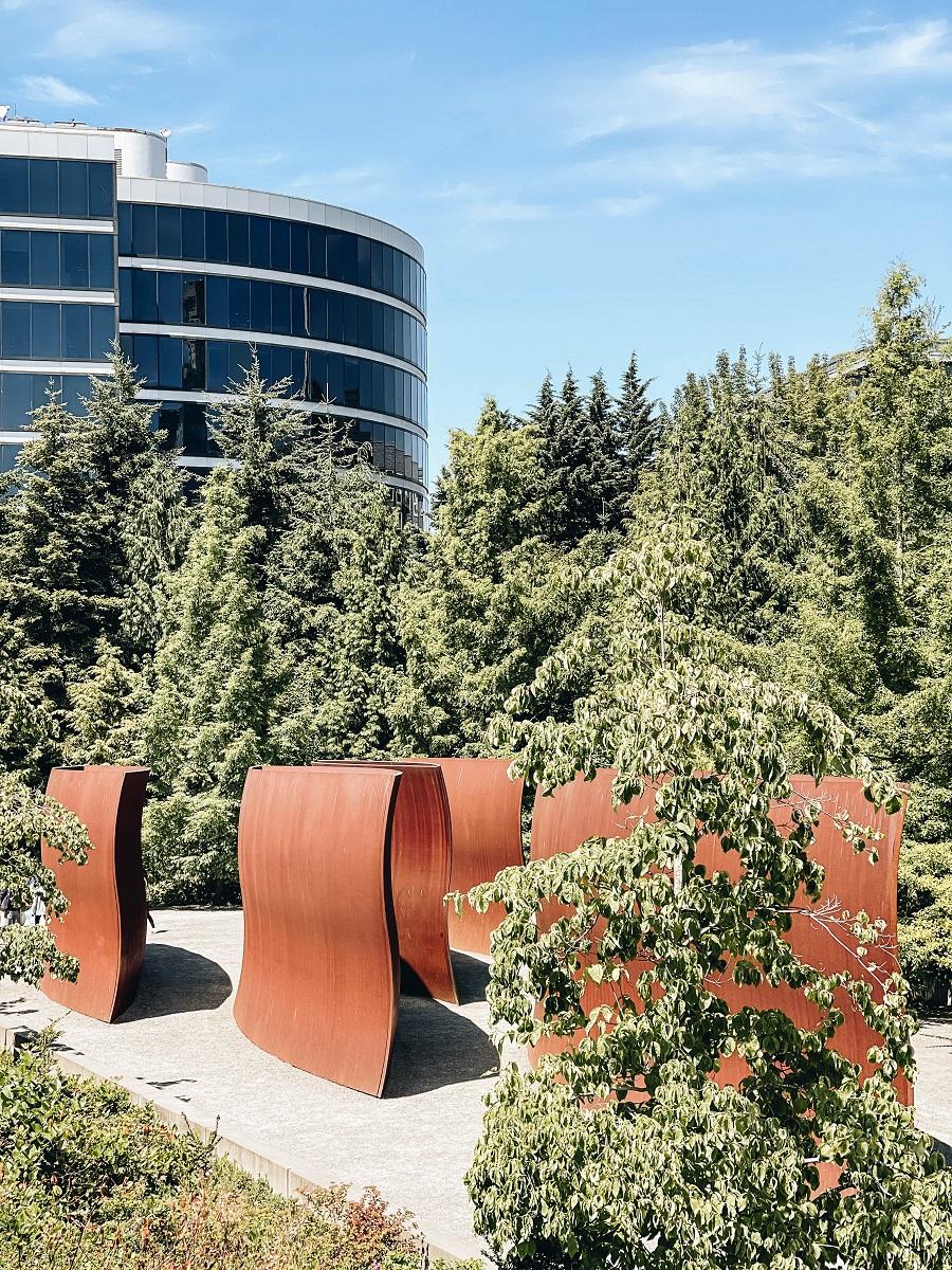 Walk Through The Olympic Sculpture Park