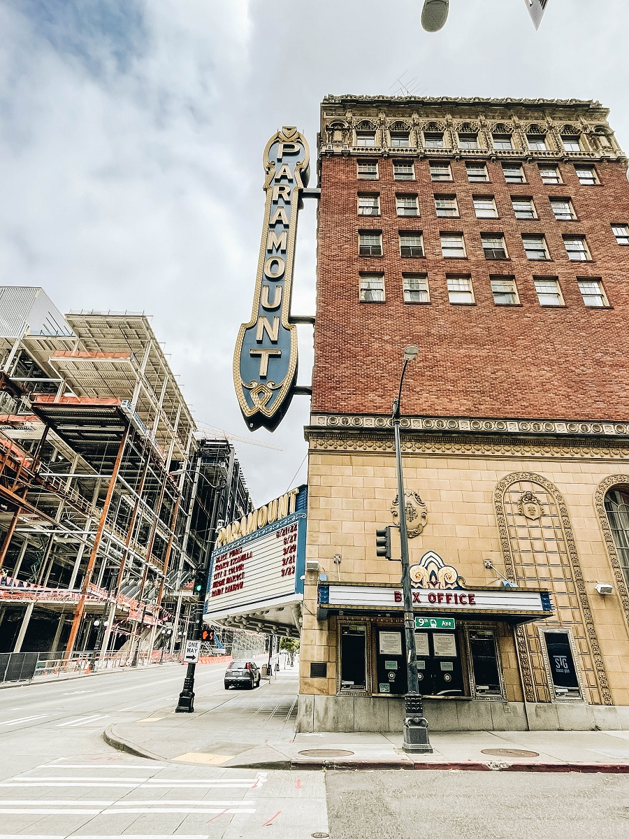 See a Show at Paramount Theatre