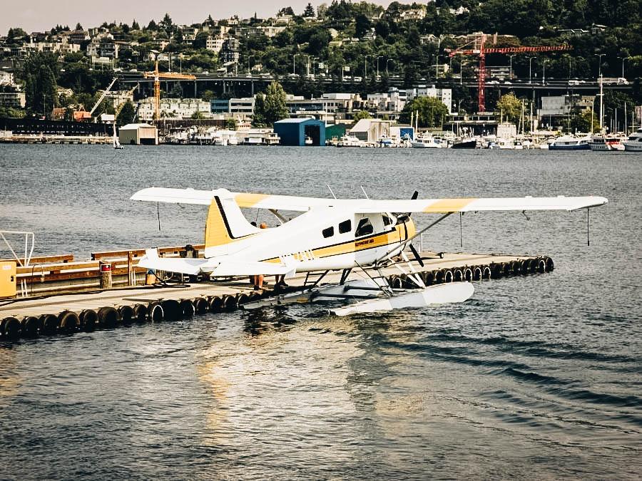 Take a Seattle Seaplane