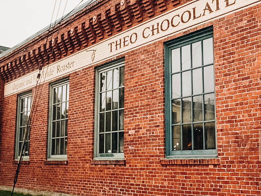 The Theo Chocolate Factory