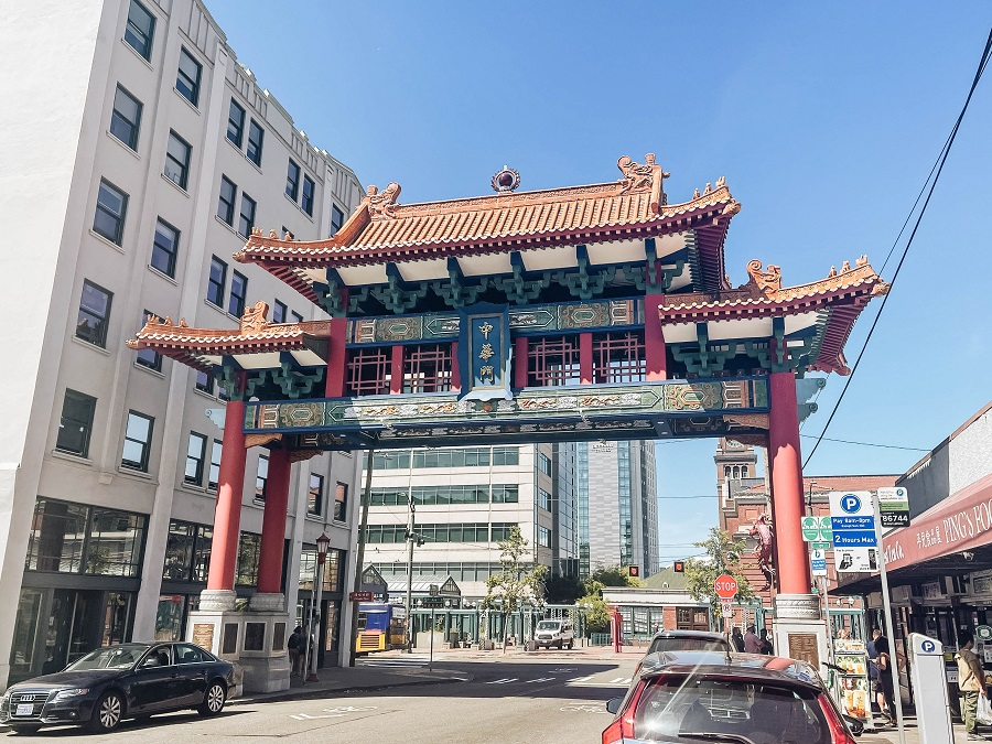 Eat & Drink in the Chinatown-International District