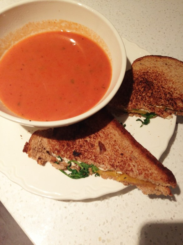 tomato soup_grilled cheese