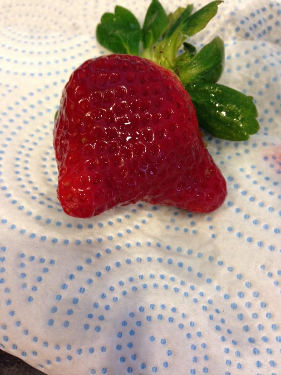 funky strawberry
