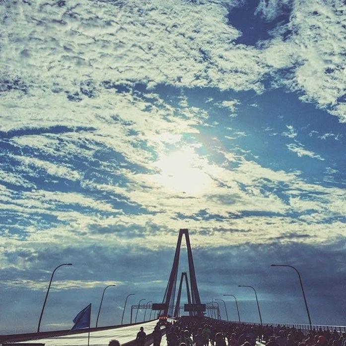 bridge run photo