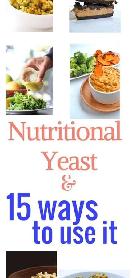 15 New Ways to Use Nutritional Yeast