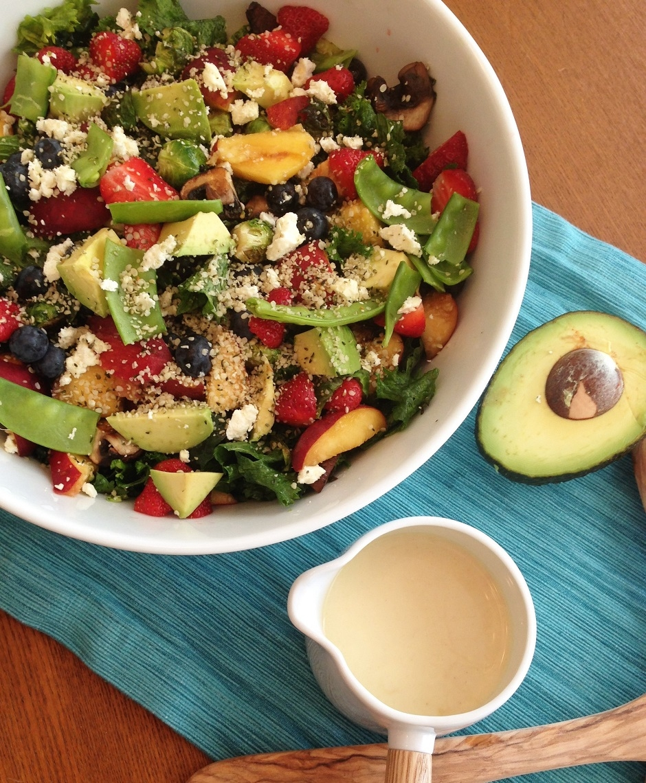 Produce Box, Summer Salad