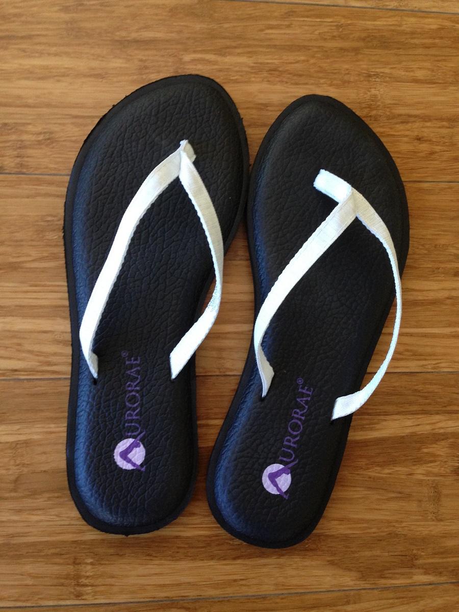 Aurorae Yoga Sandals