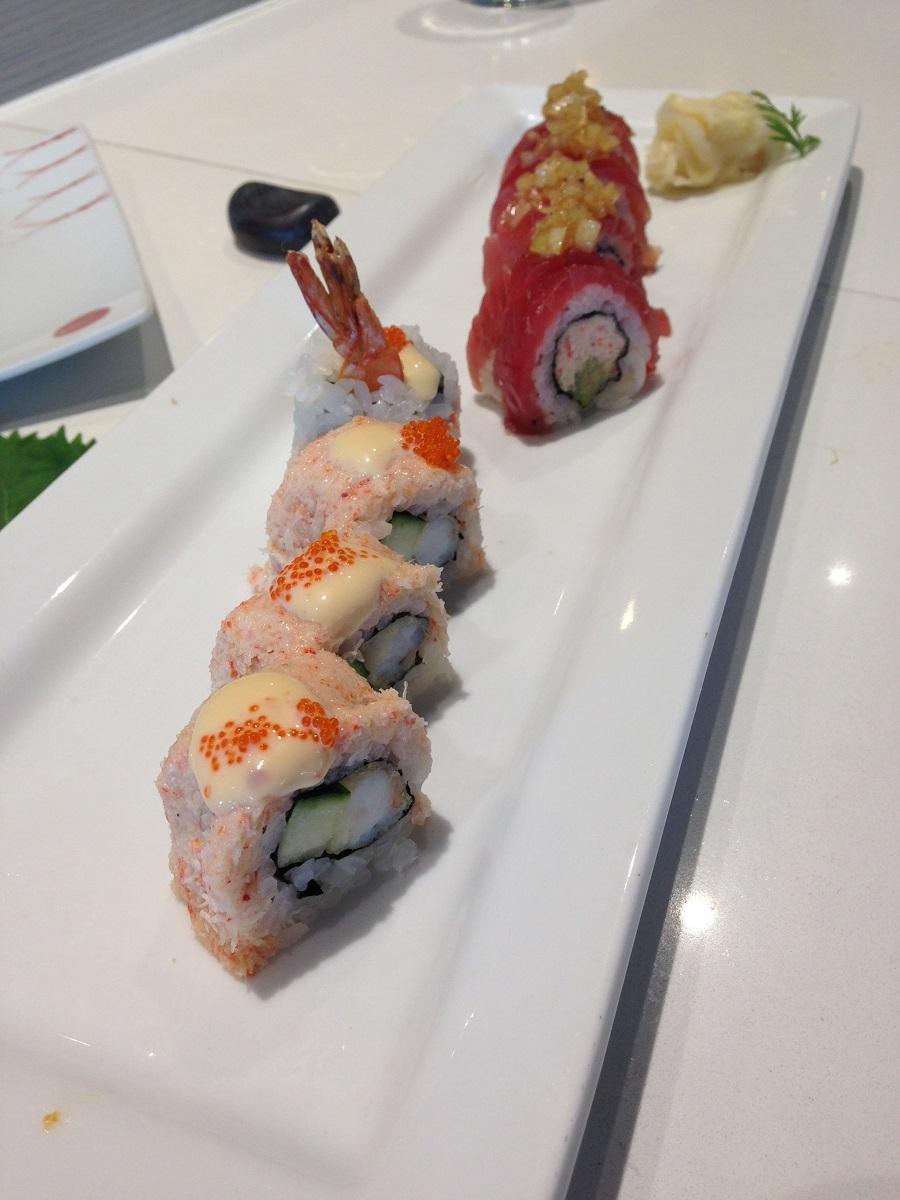 Miku sushi , vancouver eats