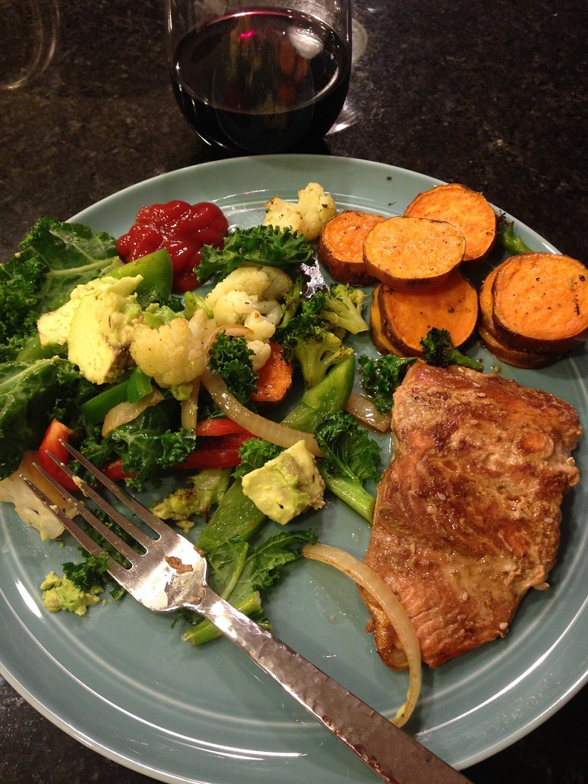 high iron meals, iron for runners