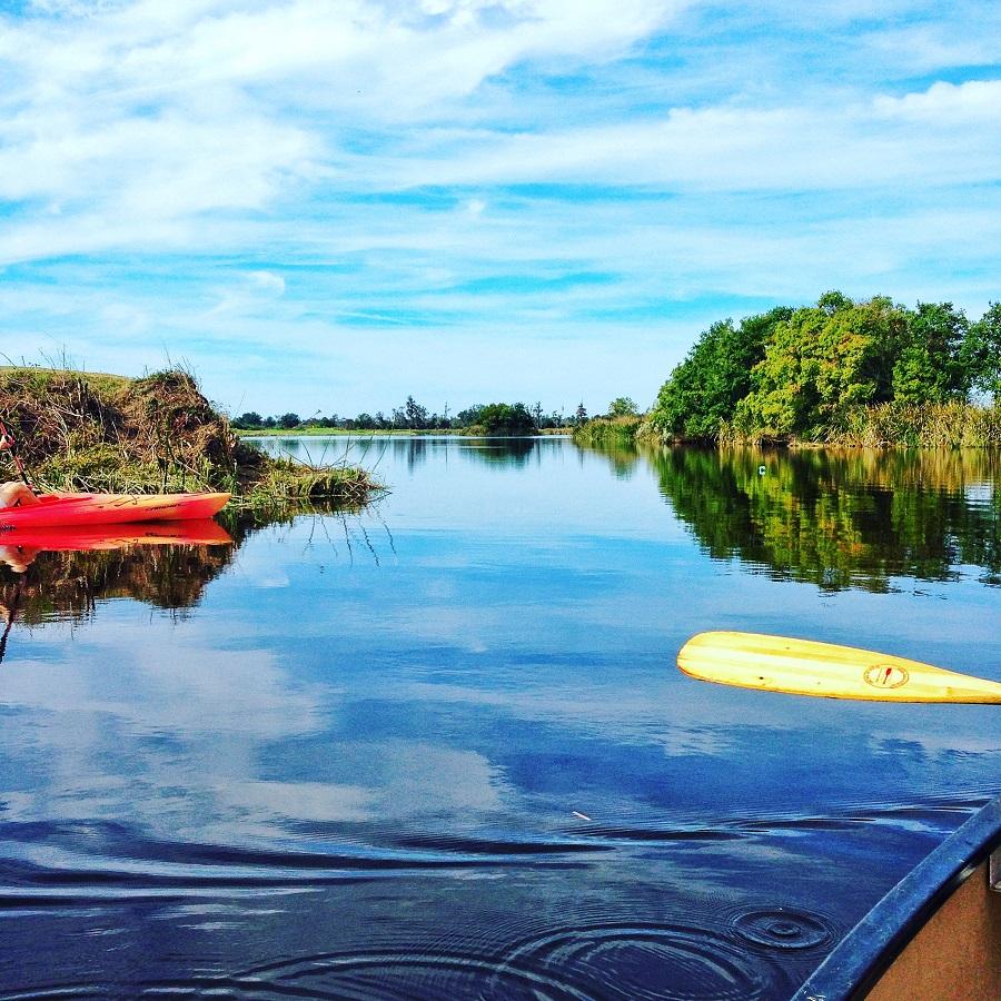 Kayak, Ford Plantation