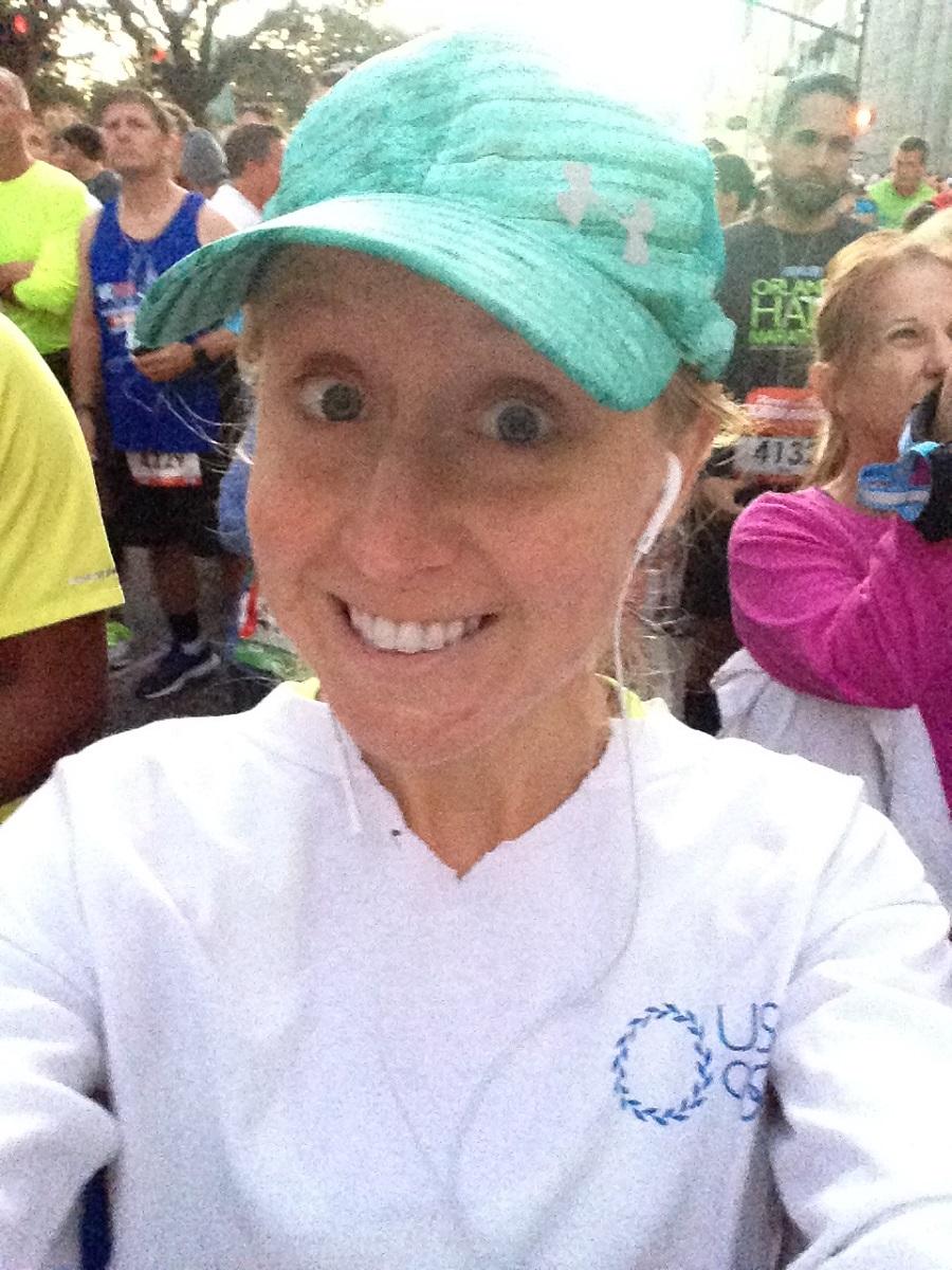 Marathon Training, First Marathon, marathon Recap, Rock n Roll Marathon