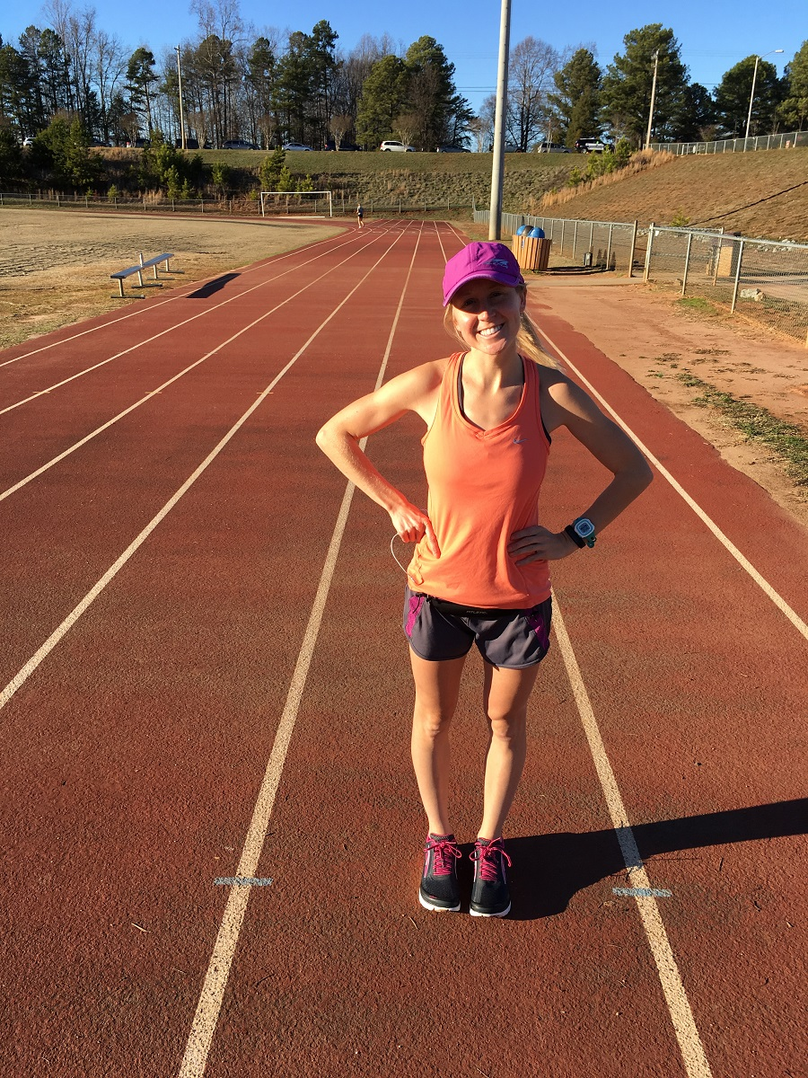 running, speed workout