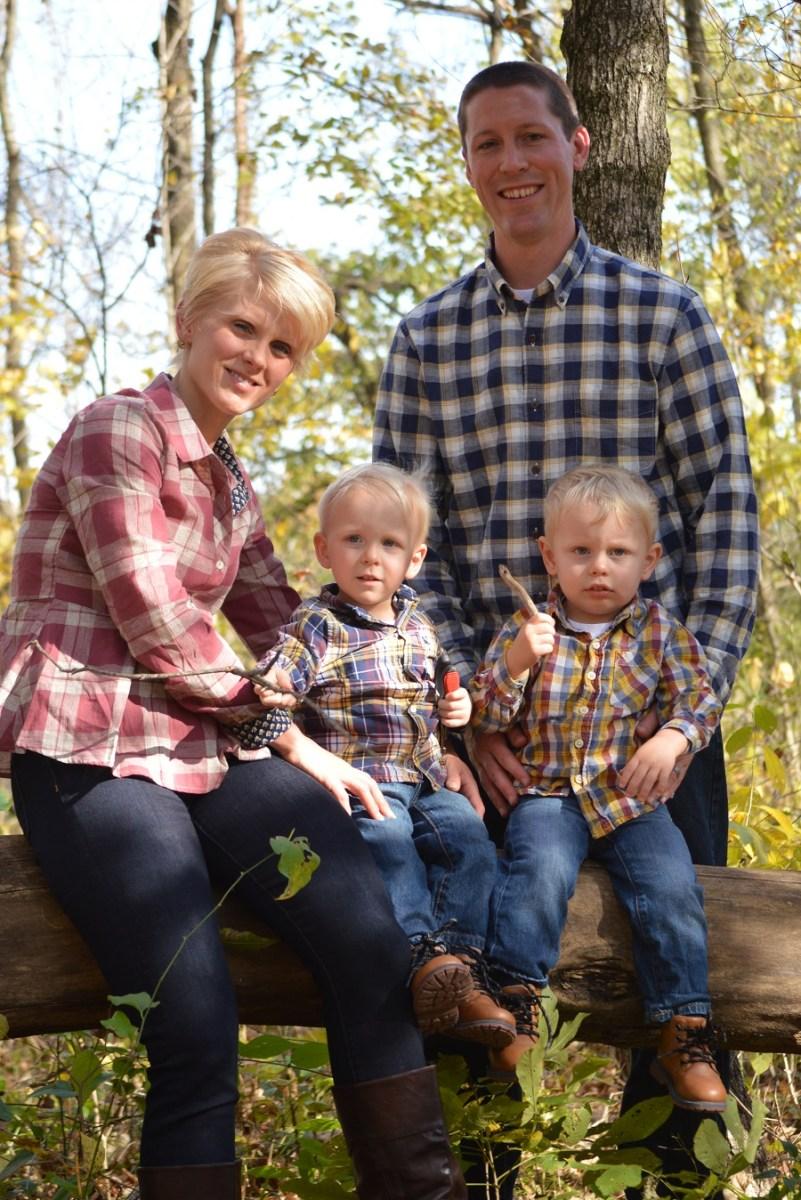 Sarah family photo
