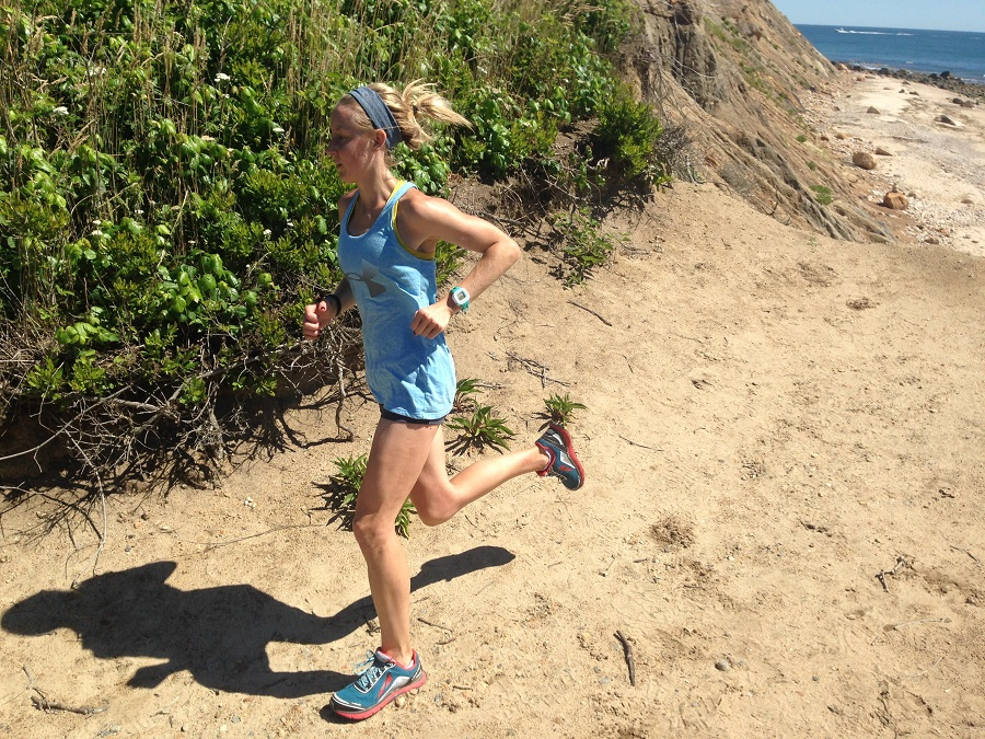 Letter to myself ,Marathon training