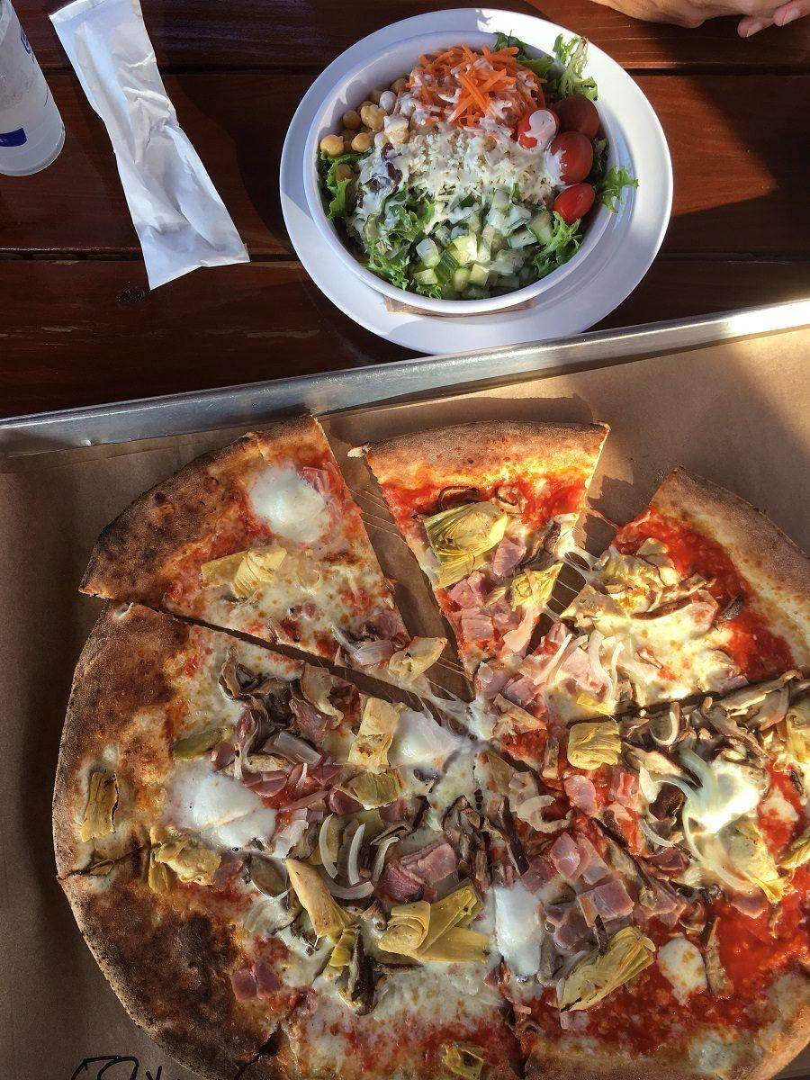 Alinos pizza