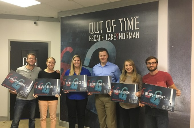 My First Escape Room + Friday Favorites #28