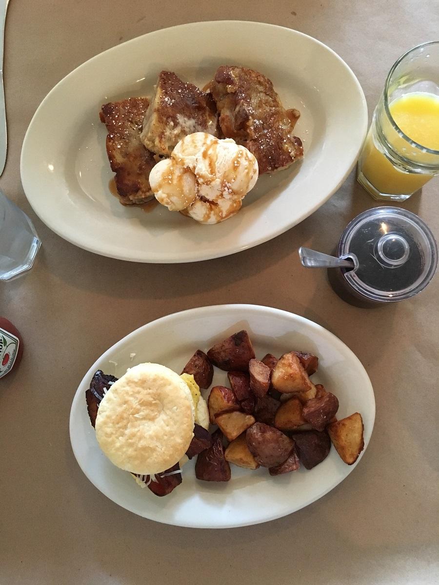 Hominy Grill, Charleston