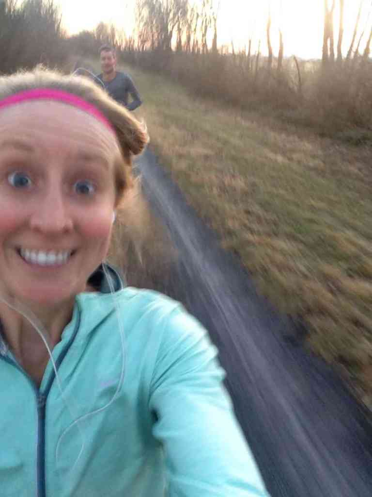 Running, Life Lessons + Motherhood