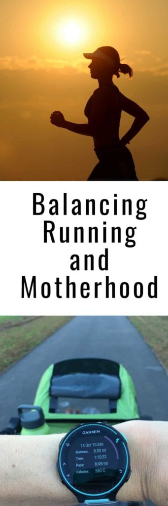 What Motherhood has taught me about running and myself