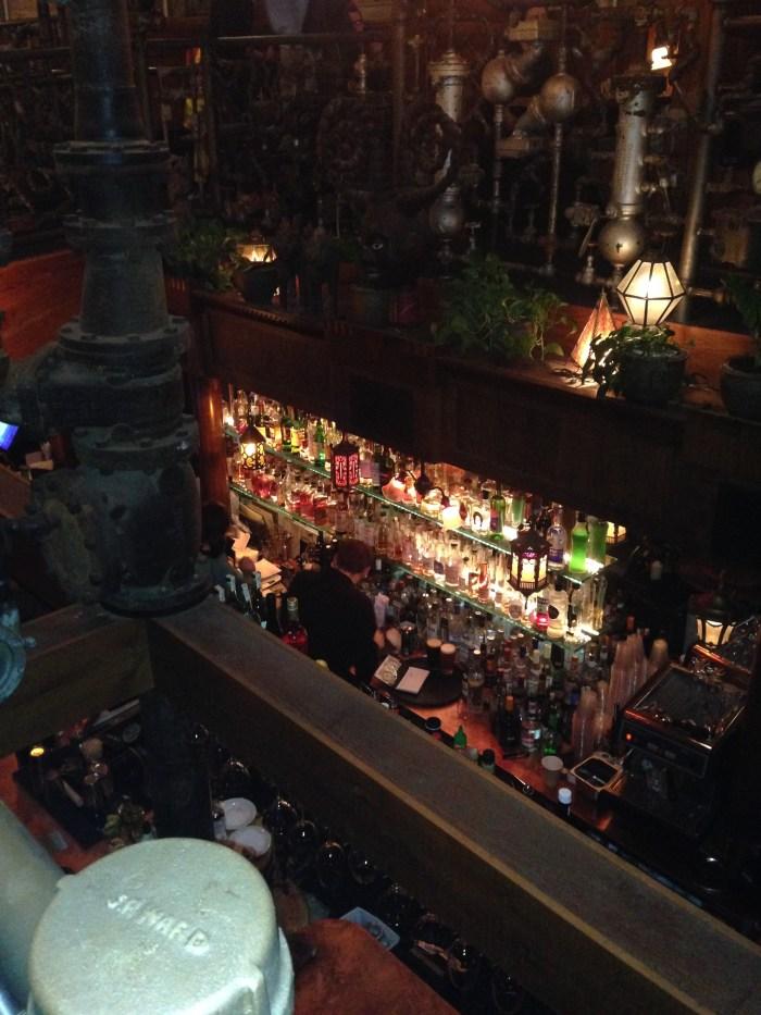 McMenamins Boiler Room bar