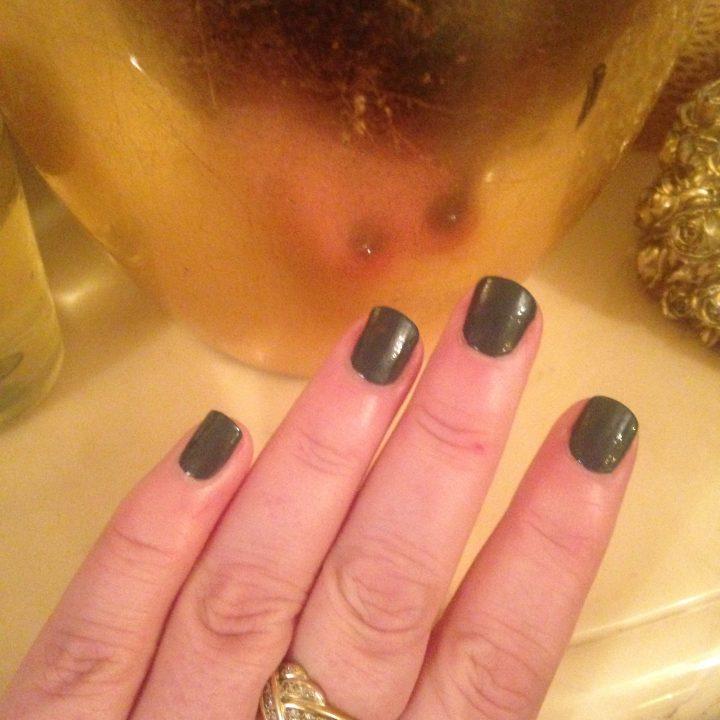 manicure nails nail polish