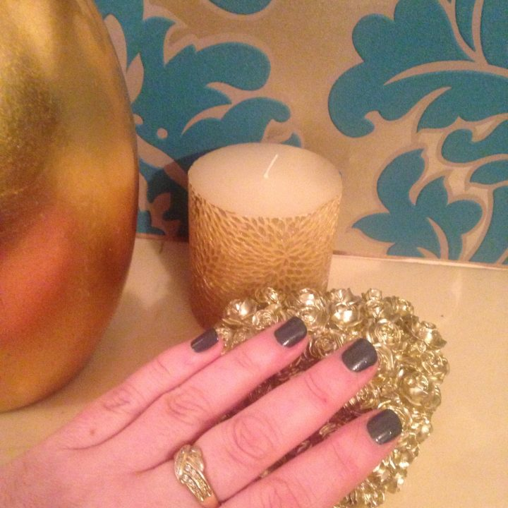 Nails manicure nail varnish notd