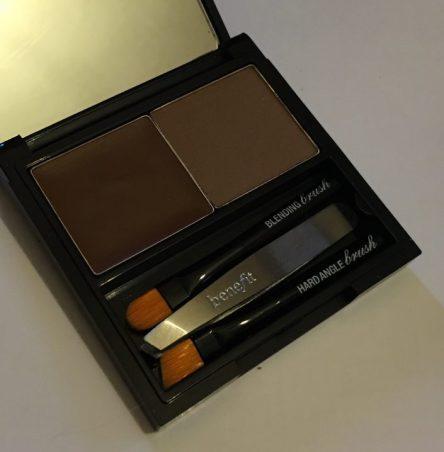 benefit eye brow palette