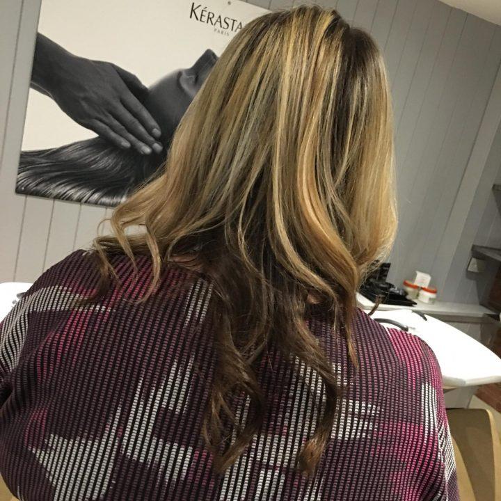 Anthony John hair salon