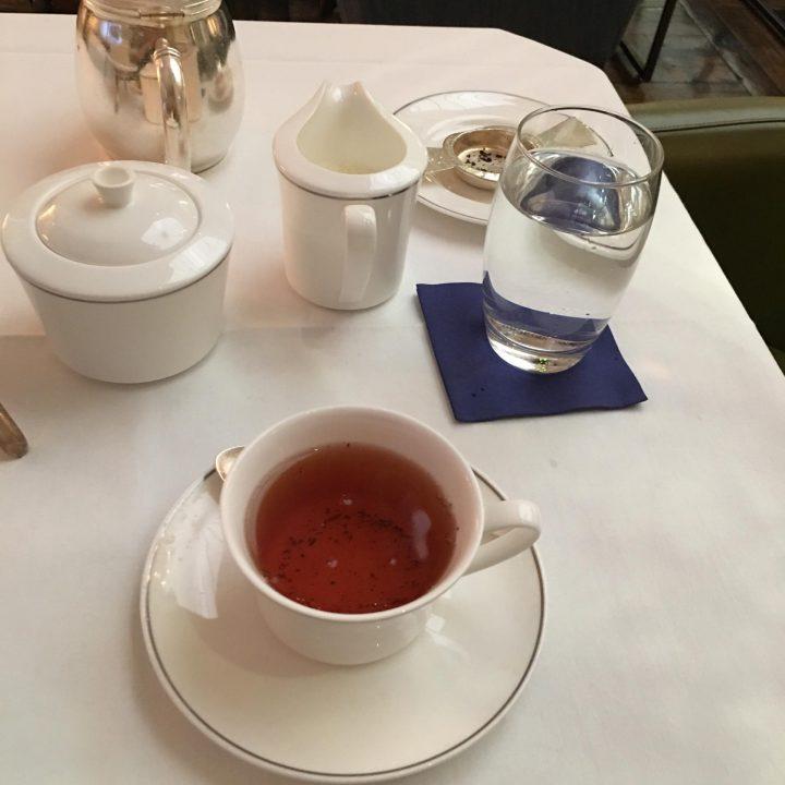 The Tea Room Edinburgh