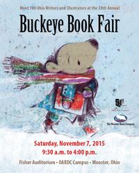 Buckeye Book Fair 2015 Brochure Cover