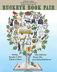2019 Buckeye Book Fair Brochure Cover