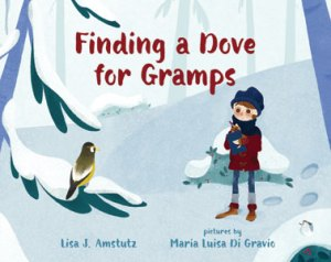 Book over - Finding a Dove for Gramps
