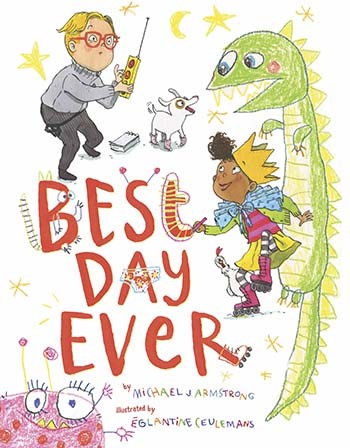 Book Cover- The Best Day Ever