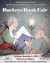 2016 Buckeye Book Fair Brochure Cover