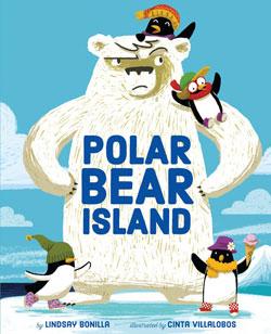 Book cover Polar Bear Island
