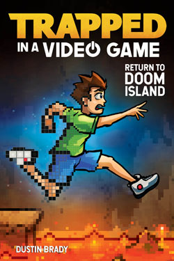 Book cover - Return to Doom Island
