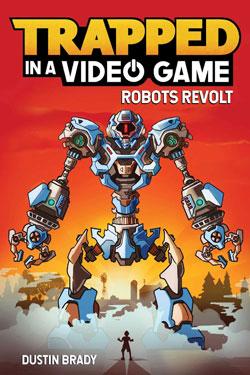 Book cover - Robots Revolt