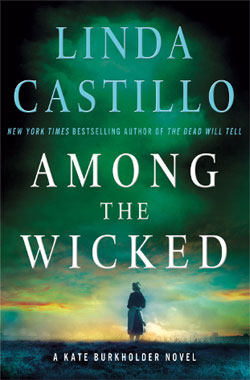 book cover - Among the Wicked