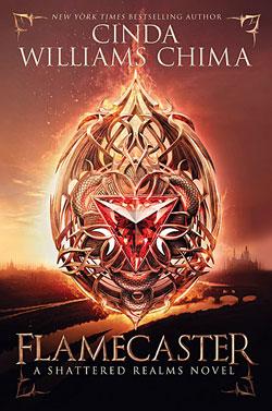 book cover Flamecaster