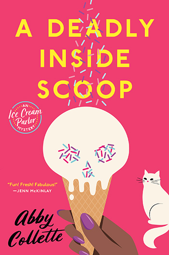 Book Cover - A Deadly Inside Scoop