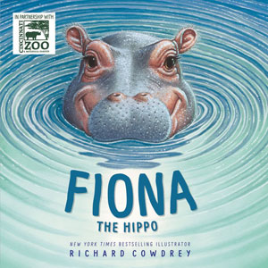 Book Cover Fiona the Hippo