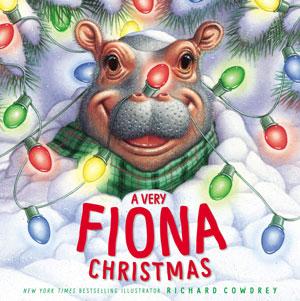 Book Cover-A Very Fiona Christmas