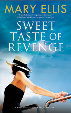 book cover Sweet Taste of Revenge