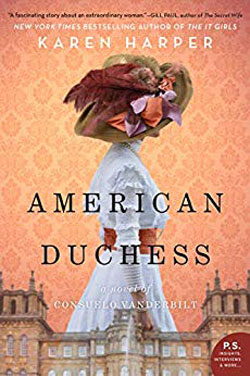 book cover - American Duchess
