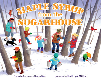 book cover - Maple Syrup from the SugarHouse