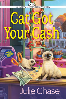 Book Cover-Cat Got Your Cash