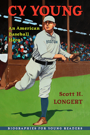 Book cover- Cy Young