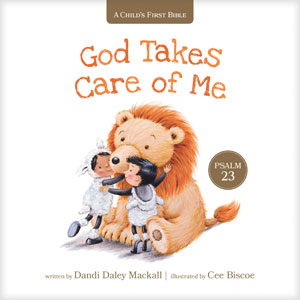 Book Cover God Takes Care of Me