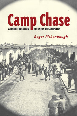 Book Cover- Camp Chase