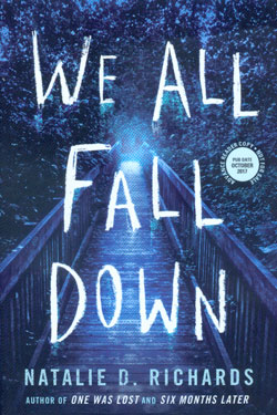 Book cover- We All Fall Down